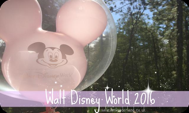 walt disney world trip report