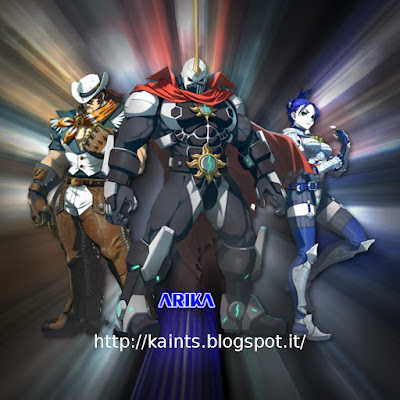Novità per Fighting EX Layer by Arika