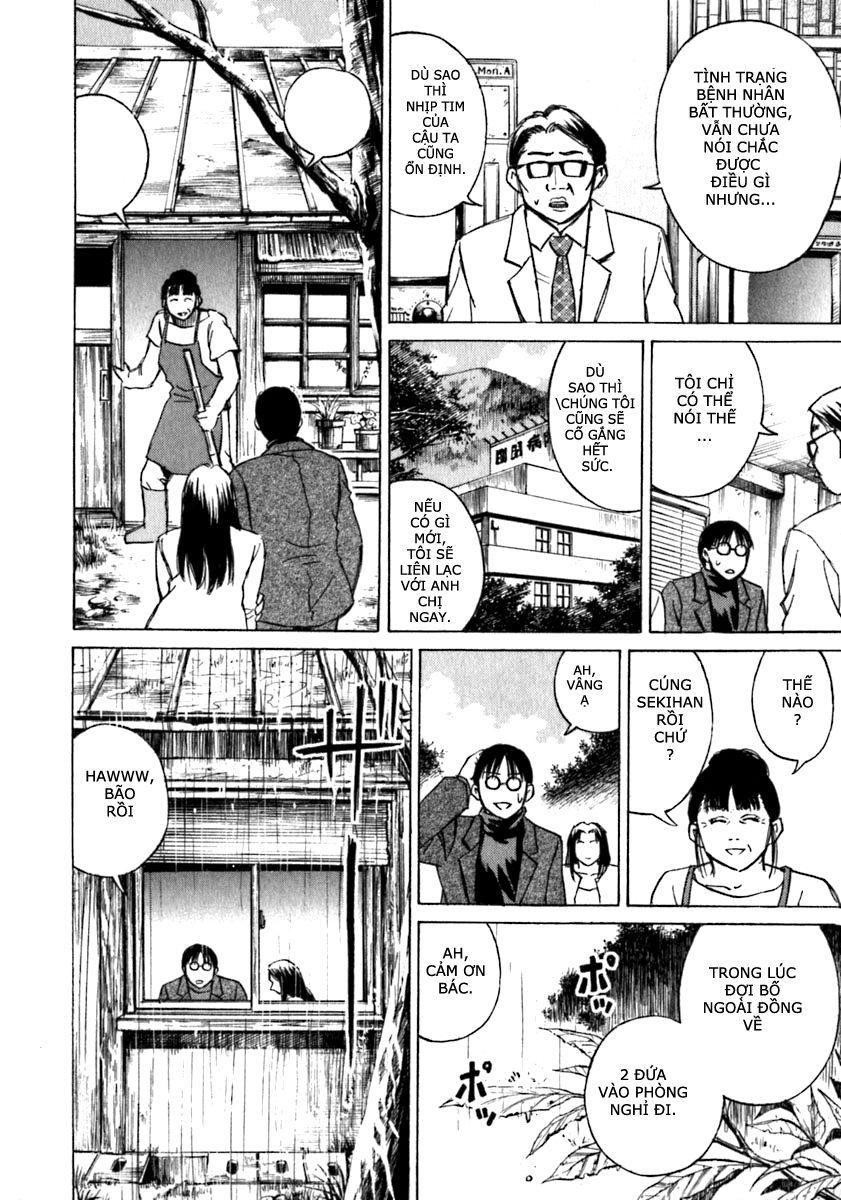 Higanjima chapter 40 trang 8