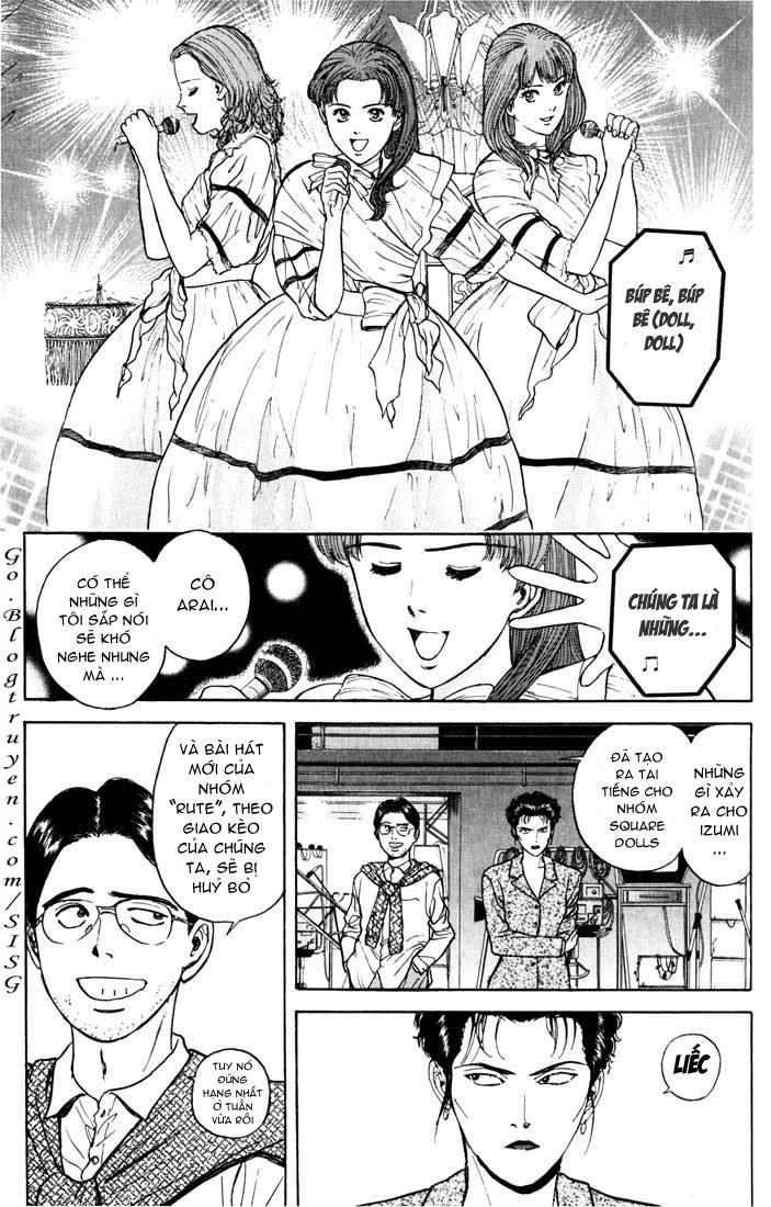 Psychometrer Eiji chapter 29 trang 11