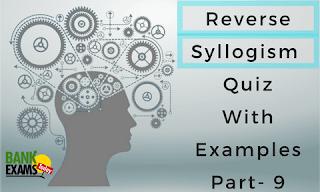 Reverse Syllogism Quiz
