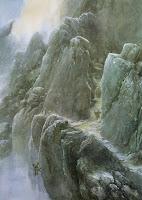 Treapando por la montaña de los enanos