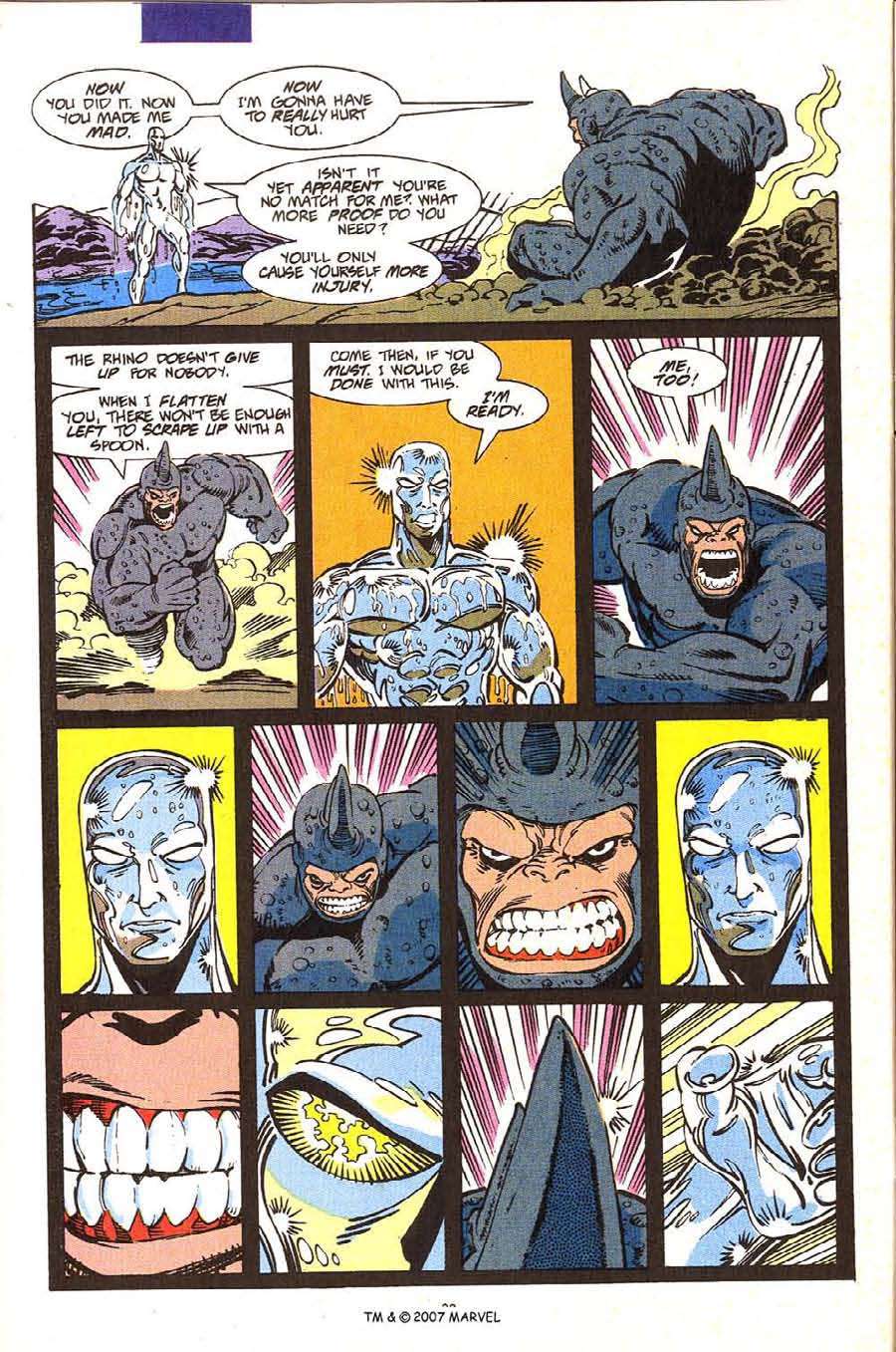 Read online Silver Surfer (1987) comic -  Issue #54 - 24