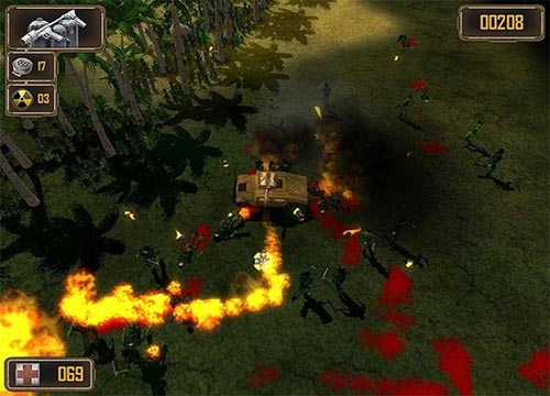 تنزيل حرب الادغال Jungle Strike لعبة قتال واطلاق نار مجانية