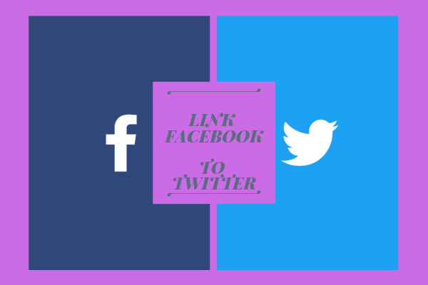 Connecting Facebook To Twitter<br/>