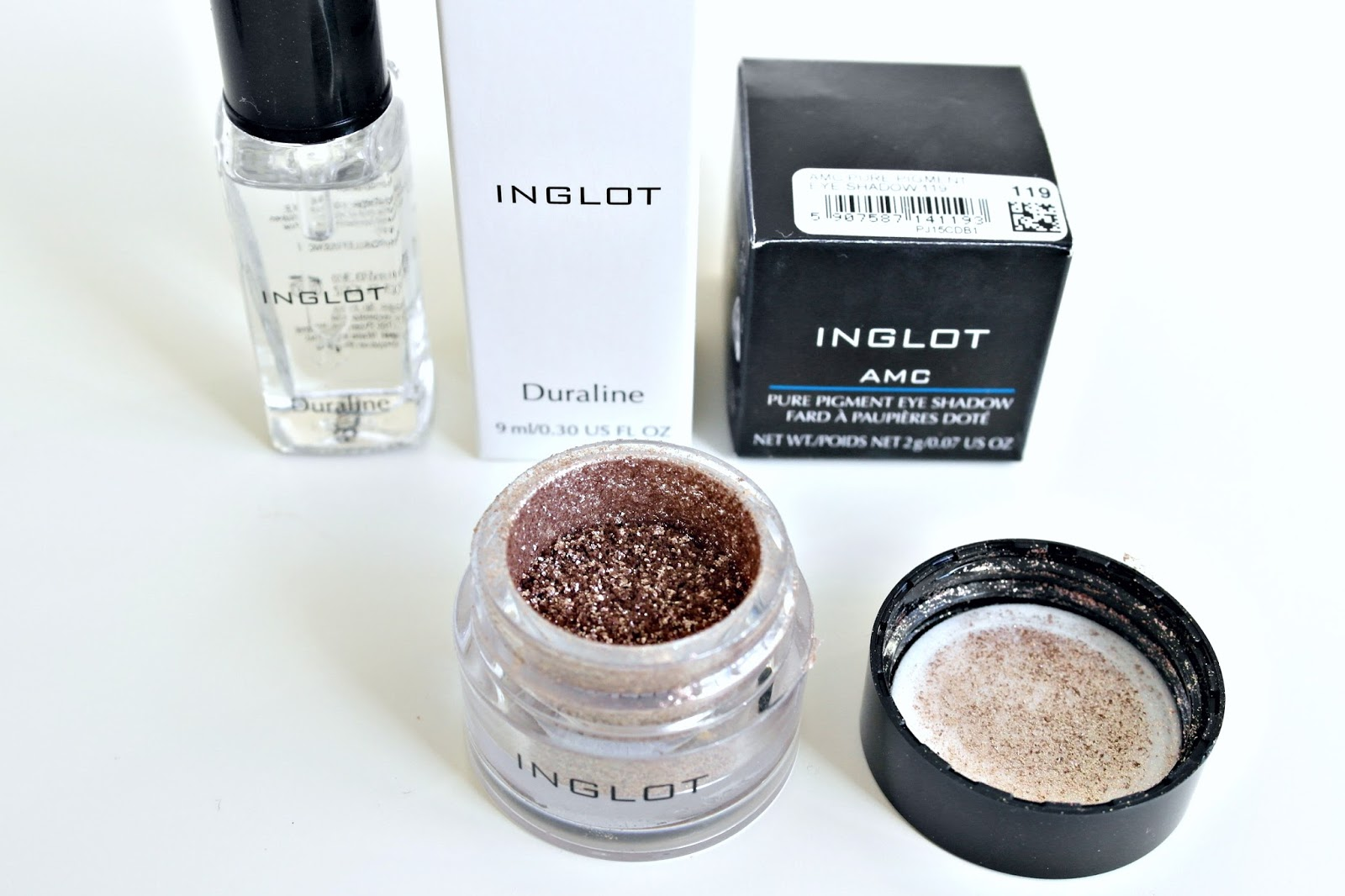Inglot AMC Pure Pigment in shade 119