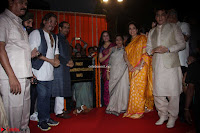 Shraddha Kapoor, Padmini Kolhapuri, Shakti Kapoor, Jackie Shroff, Asha Bhosle, Jitendra and other Bollywood Celebrities at Inauguration Of Pandit Padharinath Kolhapure Marg Exclusive  32 (5).JPG