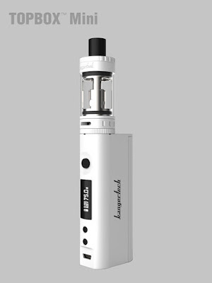 Things you should know about Kangertech TOPBOX Mini 75W TC Starter Kit