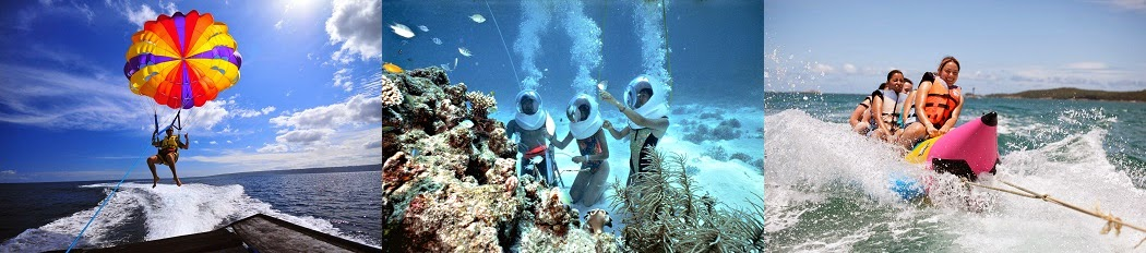 Extreme water sport Nusa Dua Benoa Bali Deluxshionist Travel