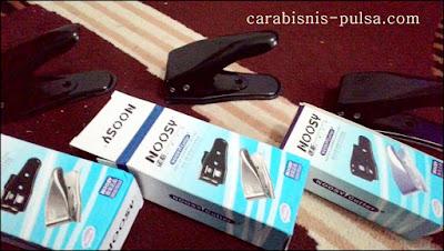 Pemotong Kartu Perdana Micro dan Nano