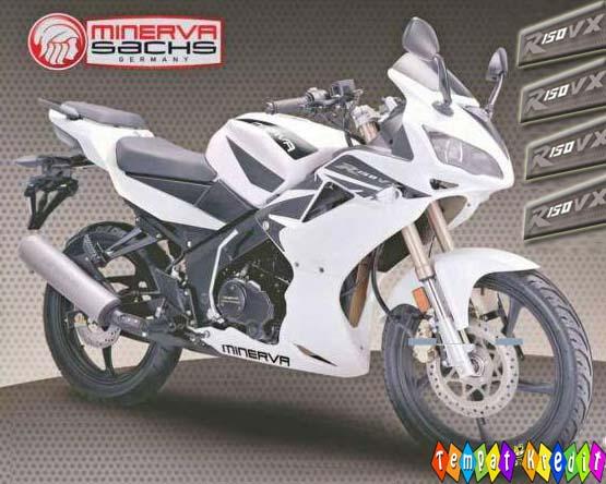 Test Ride Minerva Sachs R 150 VX   Gilamotor
