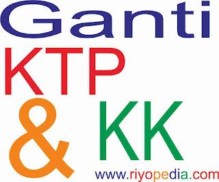 KTP dan KK