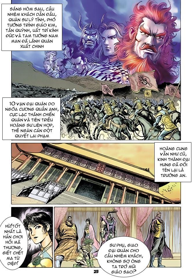 Đại Đường Uy Long chapter 69 trang 27