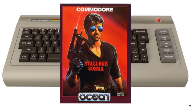 COBRA (COMMODORE 64)