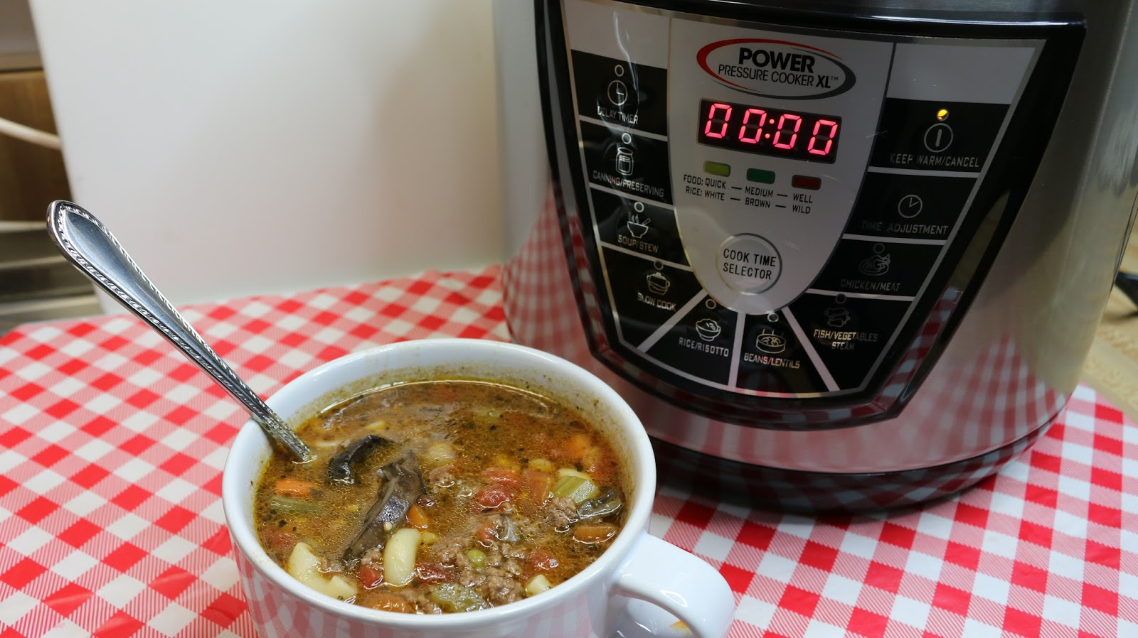 The Power Pressure Cooker Xl Arrived At My Home A Little Over A Month Ago  And I Have Cooked In It Several Times Many Of The Things I Have Shared  With You