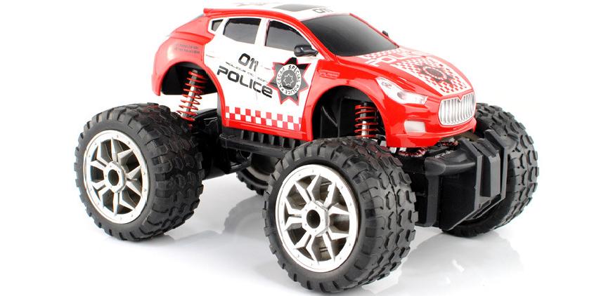 Xe ô tô cảnh sát điều khiển MKB