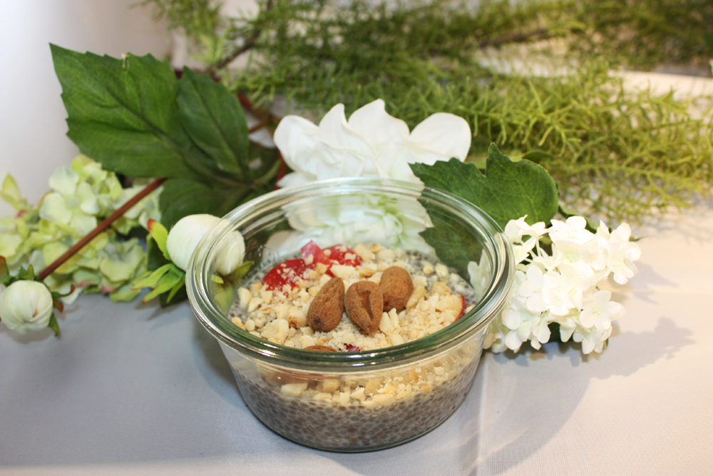 Super-aliments chia bowl