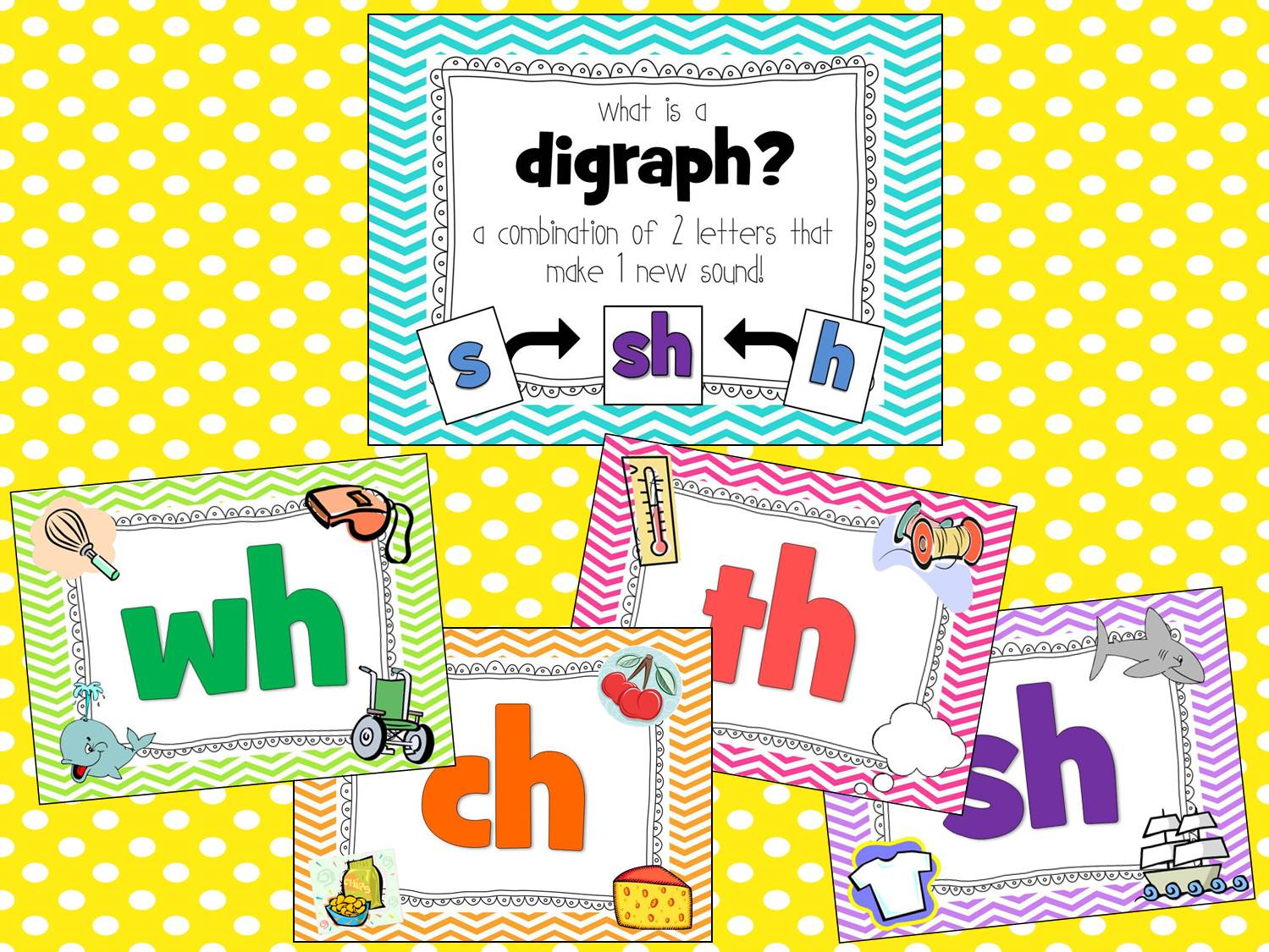 Showstoppin Digraphs And A Bundle