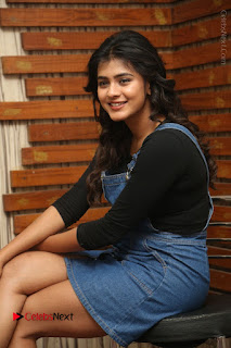 Actress Hebah Patel Stills at Nanna Nenu Naa Boyfriends Movie Interview  0050.JPG