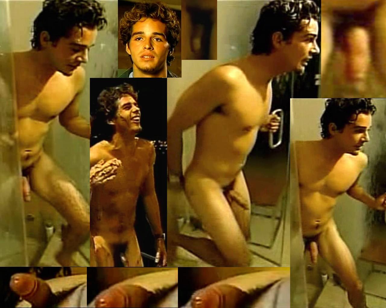 survivor male nudity