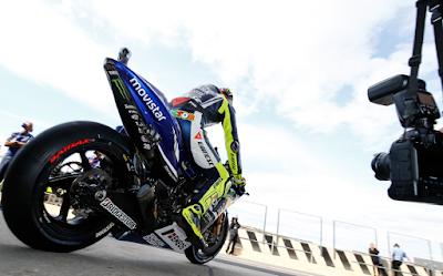 Stoner: Tanpa Rossi, MotoGP Tidak Menarik Lagi