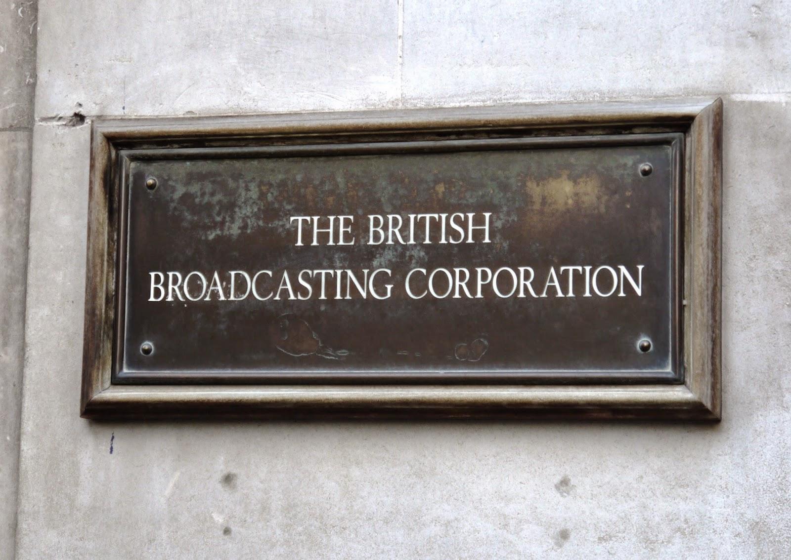 BBC Broadcasting House Tour
