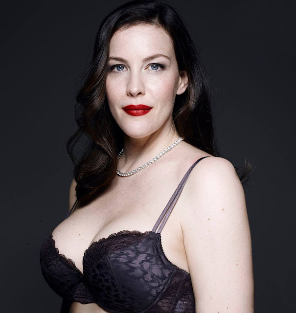 Liv Tyler for Triumph Essence Lingerie, Autumn/Winter 2017