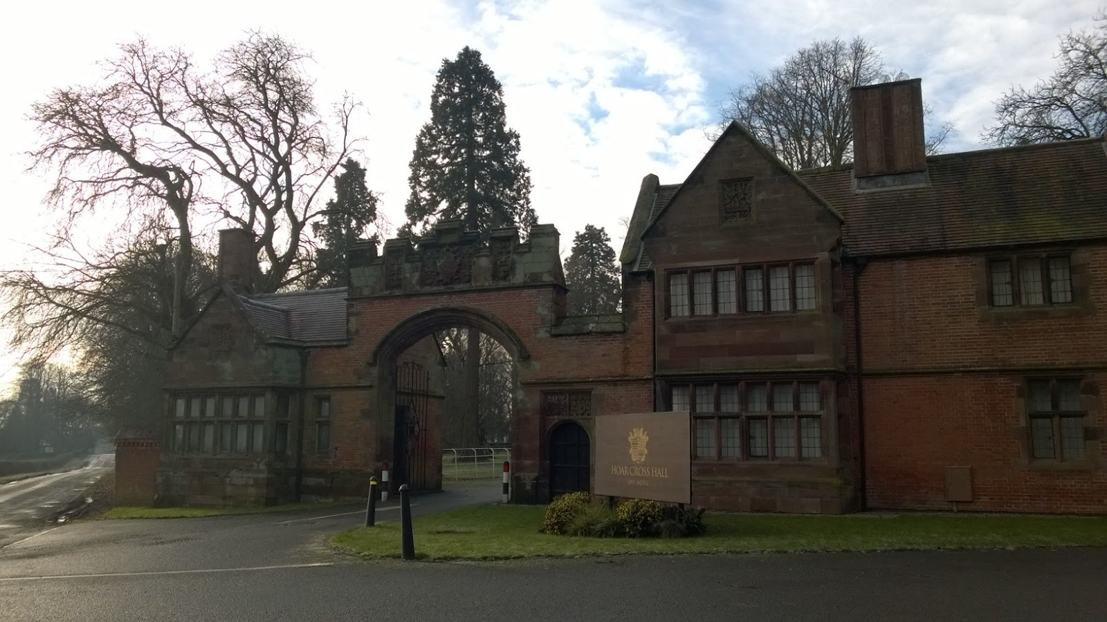 Hoar Cross Hall Spa