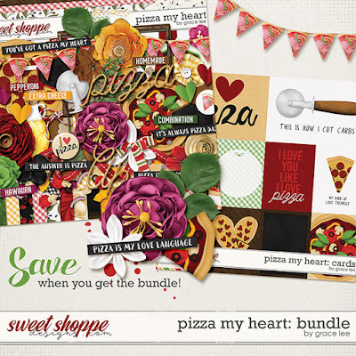 Pizza My Heart: Bundle