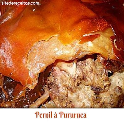 Pernil à Pururuca
