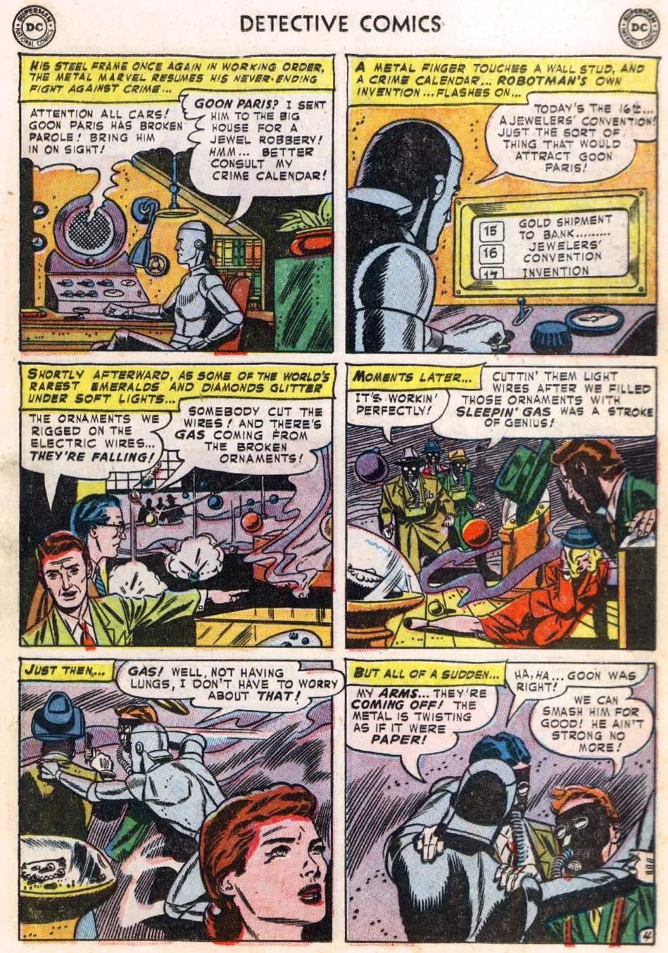 Detective Comics (1937) 183 Page 28