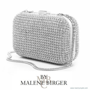 Princess Victoria : H&M Dress, BY MALENE BIRGER Clutch Bag