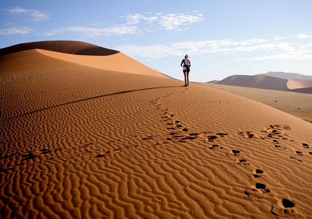 Namib Coastal Desert