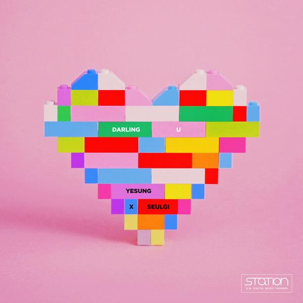Yesung (예성) [Super Junior] & Seulgi (슬기) [Red Velvet] – Darling U Lyrics [STATION]