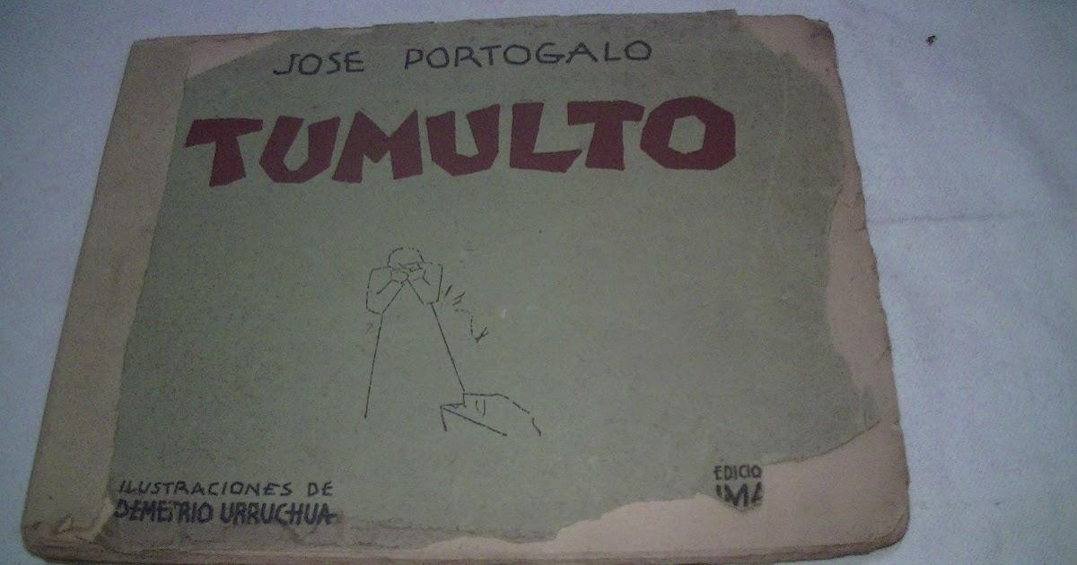 Claudio Tomassini: José Portogalo