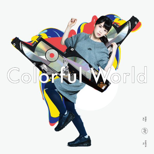 [Album] 仮谷 せいら – Colorful World (2016.06.15/MP3/RAR)
