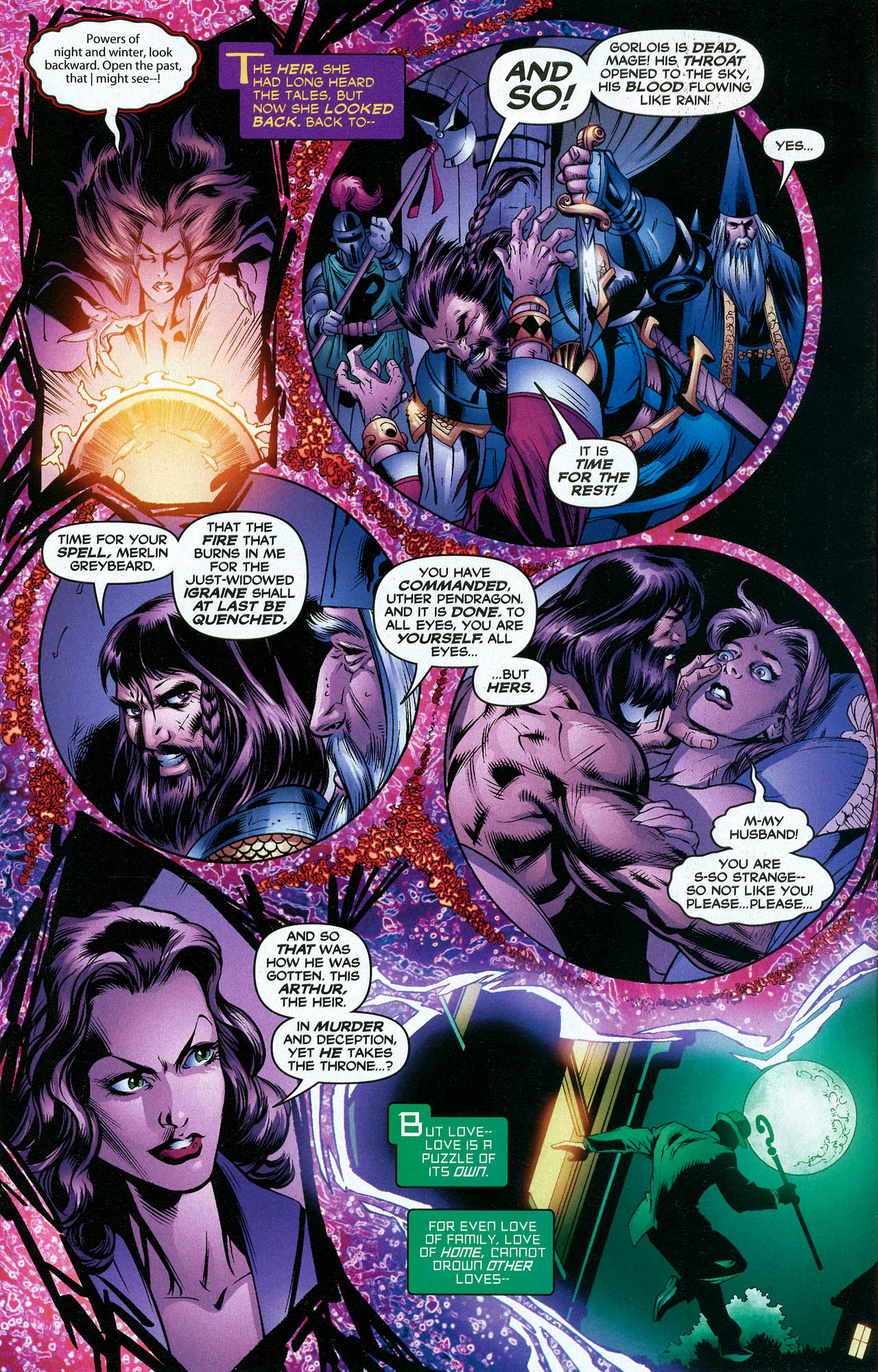 Read online Trinity (2008) comic -  Issue #21 - 6