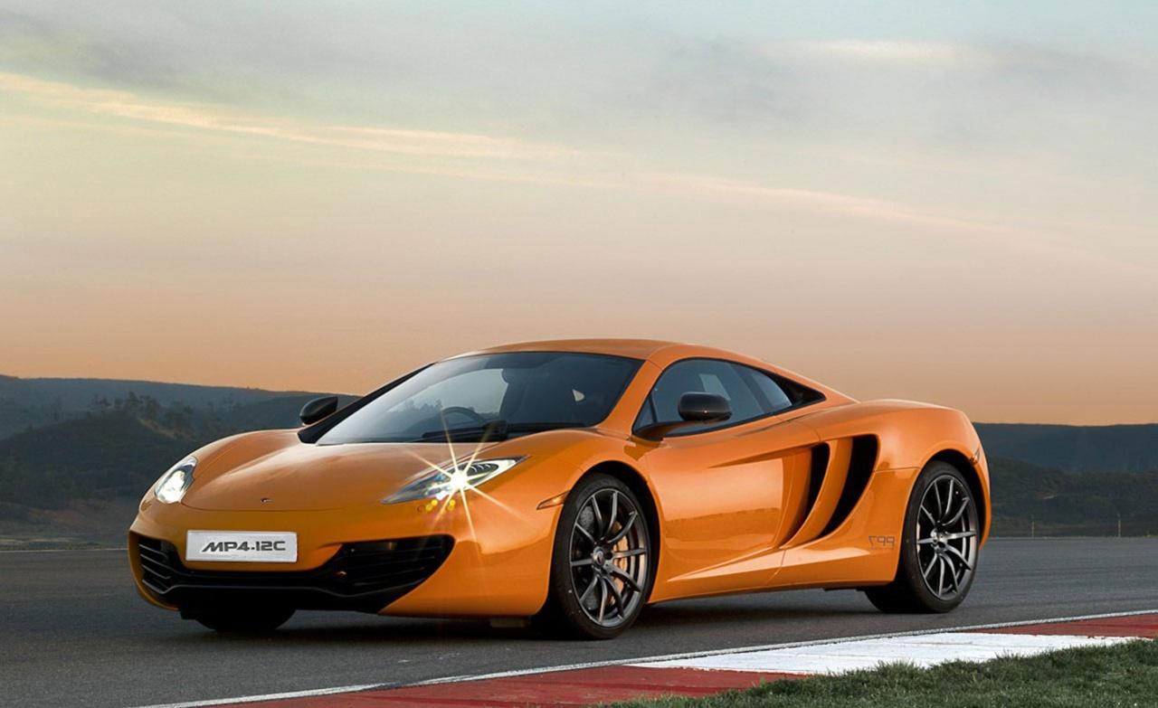 Automotive Area: 2012 McLaren MP4-12C Luxury Sports Car