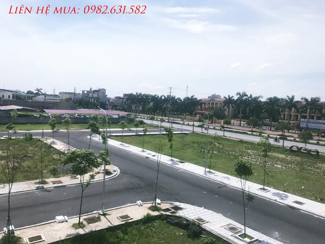 Đất nền khu đô thị Phúc Hưng Complex