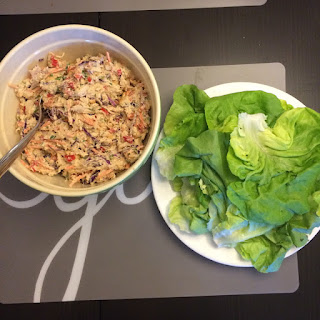Recipes for Your Meal Plan this week includes Creamy Garlic Chicken, Homemade Won Ton Soup, and Thai Chicken Salad.