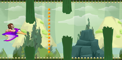 Boo Caveman -File Buildbox -7 different stage - 4