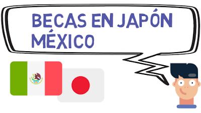 Becas en Japón para México