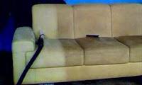 Lava a seco sofás a domicilio