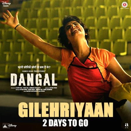 Gilehriyaan - Dangal (2016)