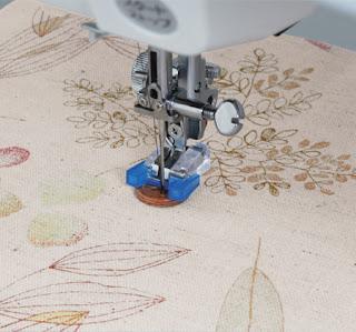 Πόδι για  ράψιμο κουμπιού