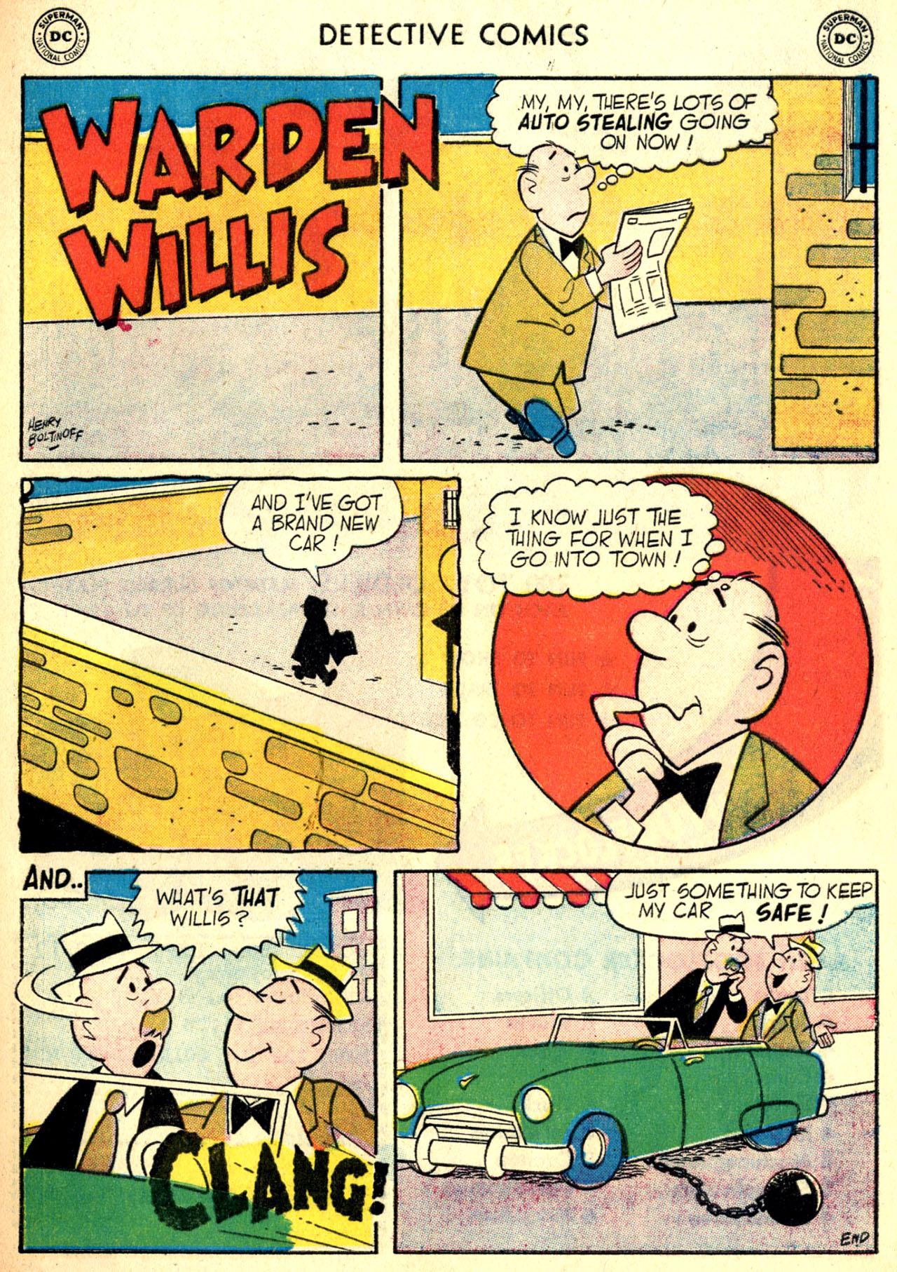 Detective Comics (1937) 240 Page 31