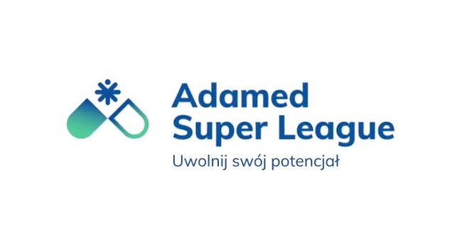 Adamed Super League - logo