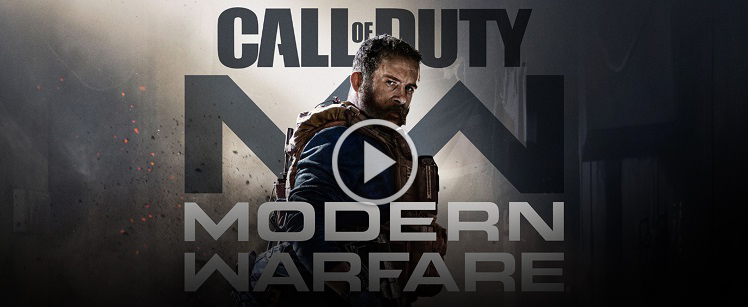 preview cod modern warfare 2019