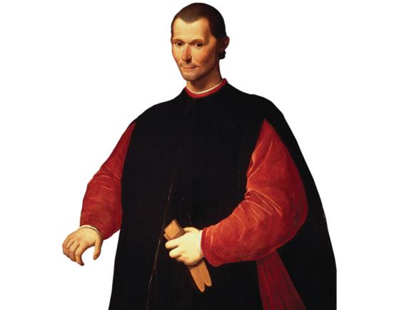 Consejos de Maquiavelo para un gobierno timorato