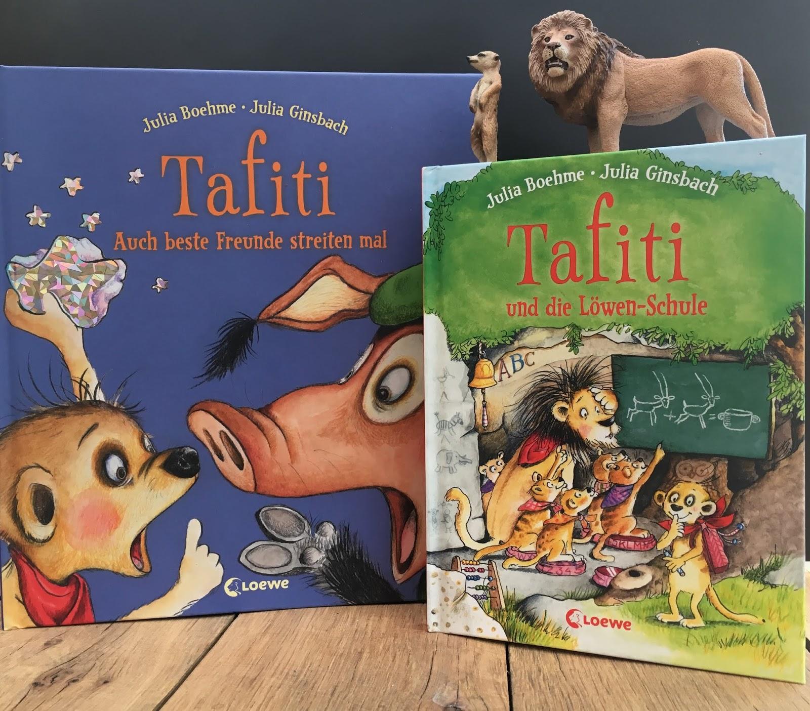 049c4438fd13d8 Kinderbuchblog Familienbücherei: Neues von Erdmännchen Tafiti